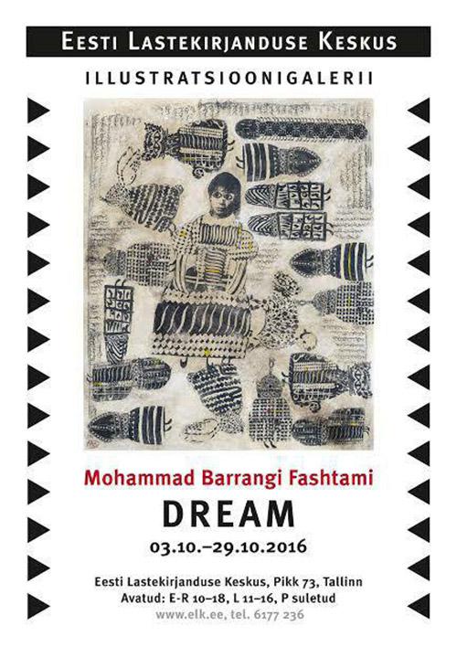 سفر رویا ی محمد بررنگی به دور اروپا/گزارش تصویری