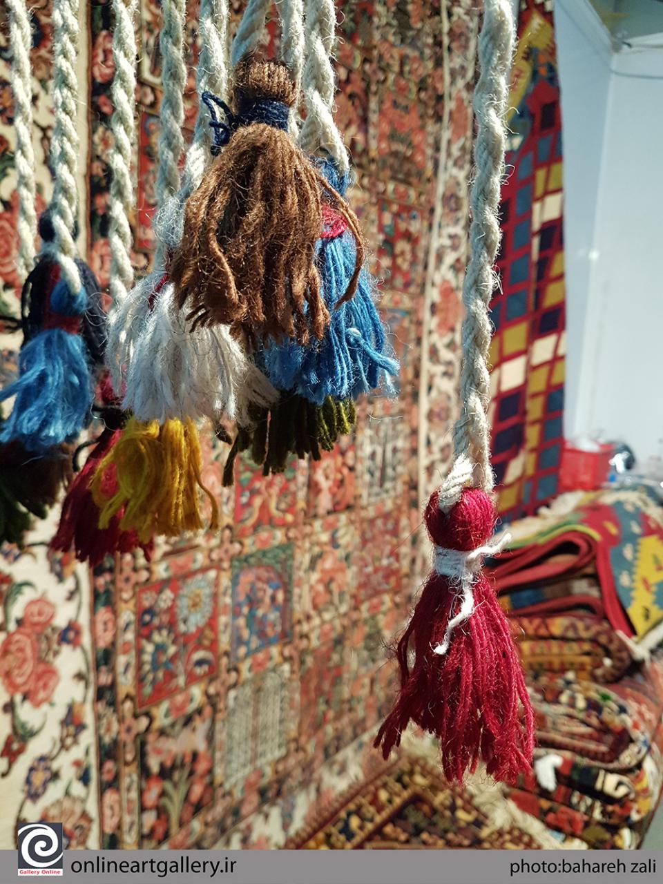گزارش تصویری سی و یکمین نمایشگاه ملی صنایع دستی