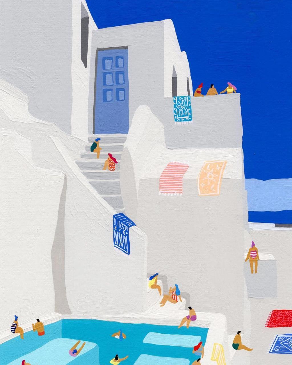 نگاهی به تصویرسازی های Joanne Ho