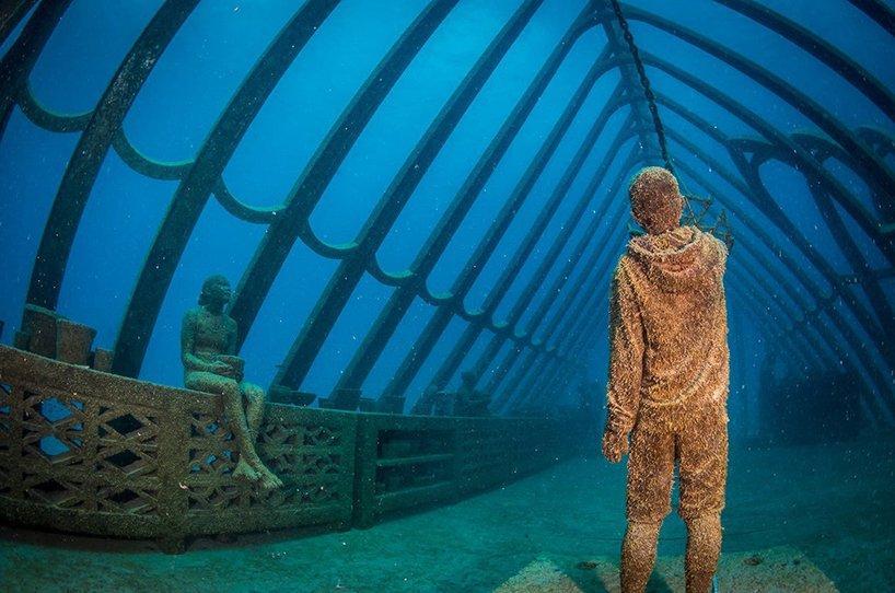 نگاهی بر موزه هنرهای زیر آب (MOUA)