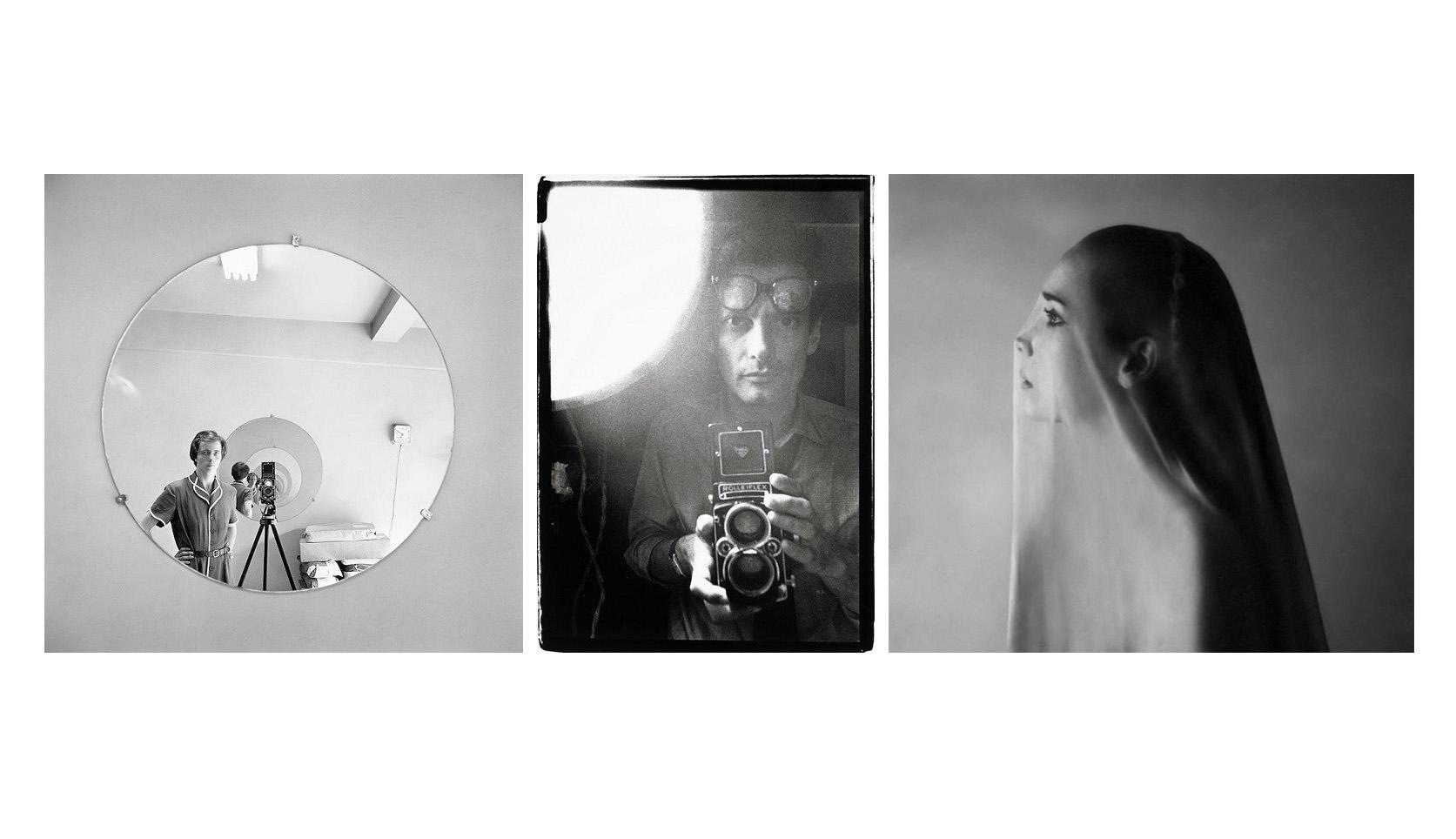 سلف پرتره های هنری عکاسان مشهور
