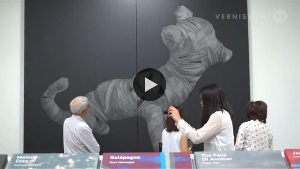 ویدئوی Art Stage سنگاپور ( 2015)
