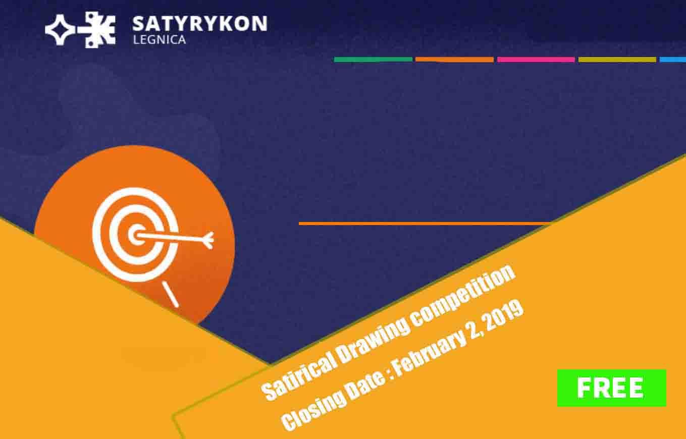 فراخوان مسابقه بین المللی کارتون Satyrykon لهستان