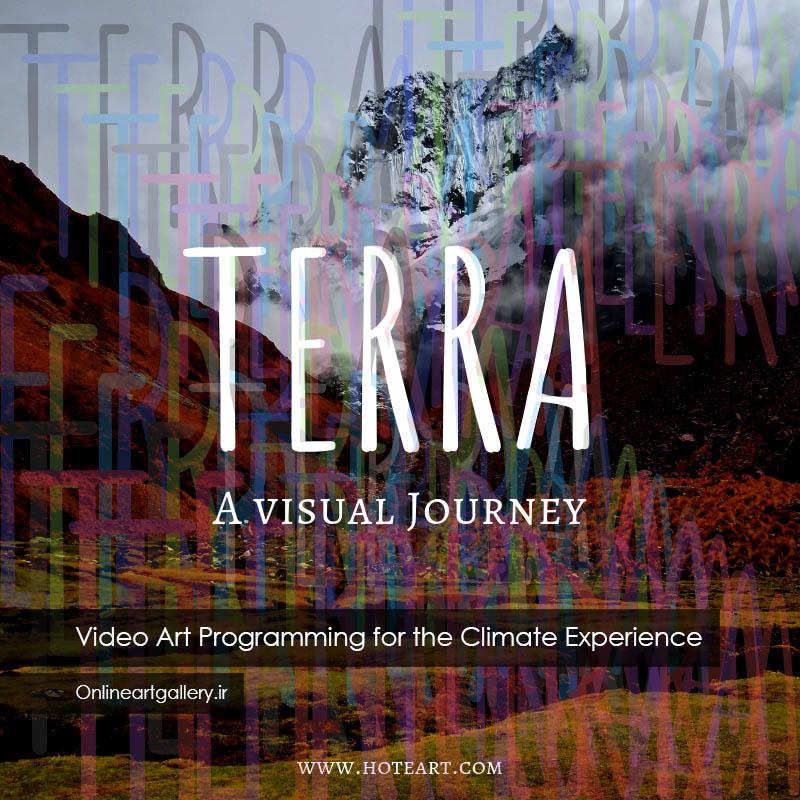 فراخوان رقابت TERRA: A visual journey
