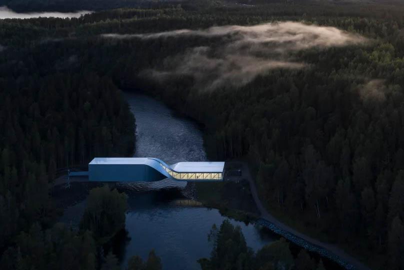 اتصال دو رودخانه در پیچش آثار هنری معاصر