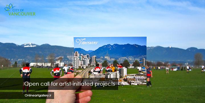 فراخوان طراحی برای پروژه های هنری عمومی در ونکوور کانادا
