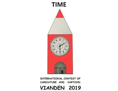 فراخوان دوازدهمین جشنواره بینالمللی کاریکاتور لوکزامبورگ