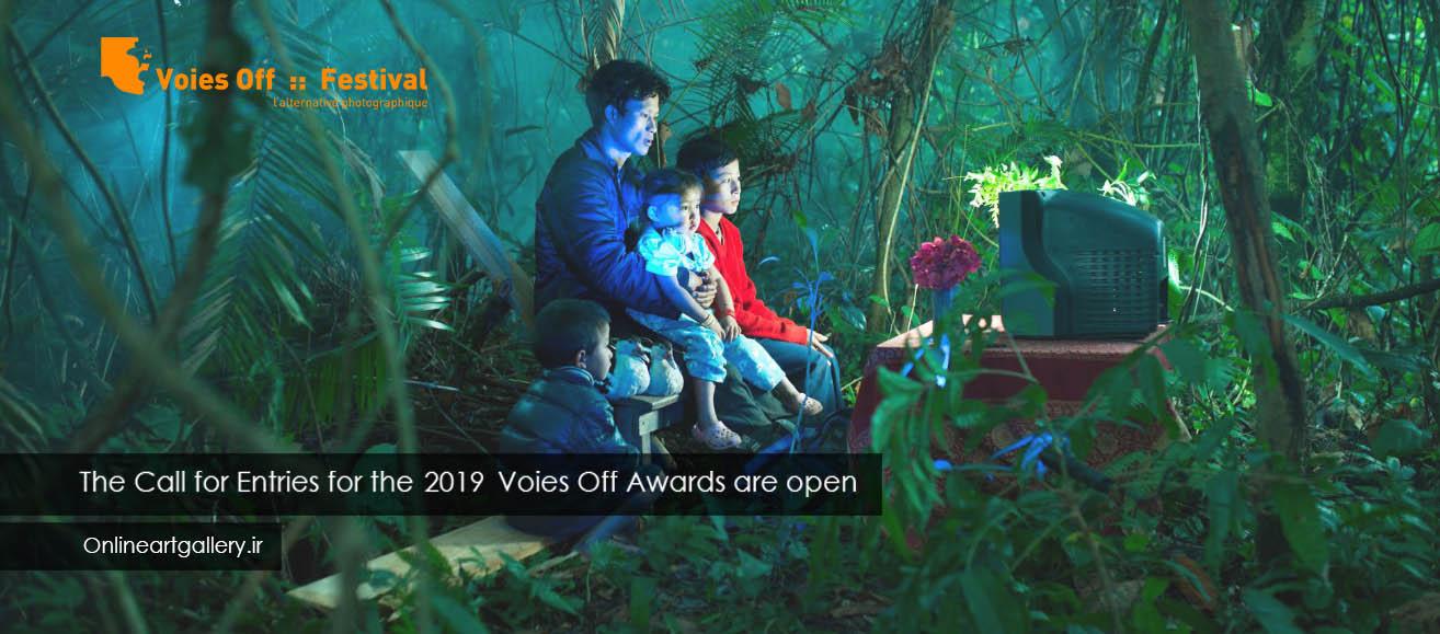 فراخوان رقابت عکاسی Voies Off Awards