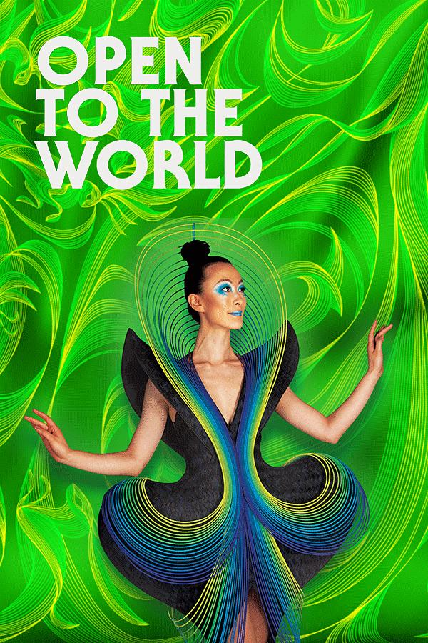 فراخوان رقابت طراحی لباس World of WearableArt (WOW)