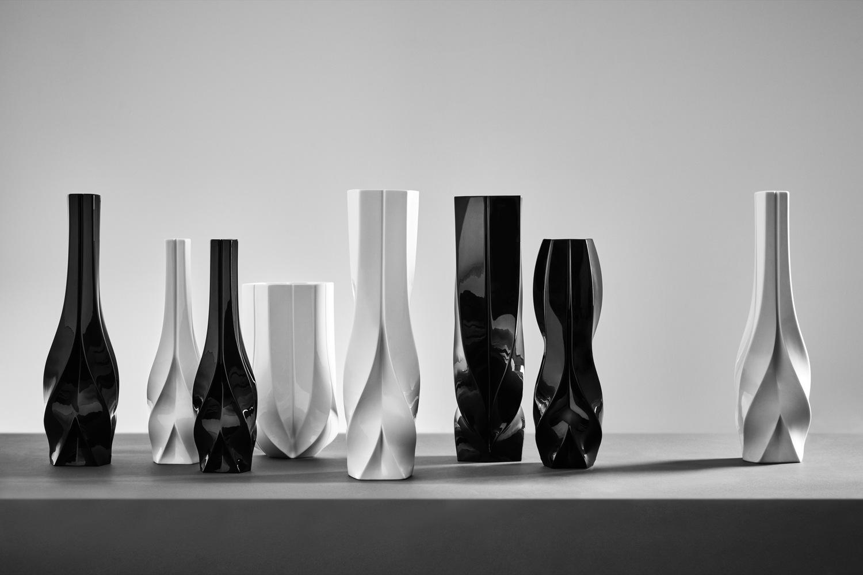مجموعه طراحی Zaha Hadid در Maison et Objet پاریس نمایش داده می شود