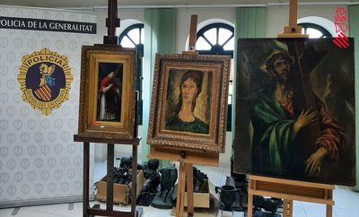 تلاش برای فروختن آثار تقلبی مودیلیانی، گویا و الگرکو ناکام ماند