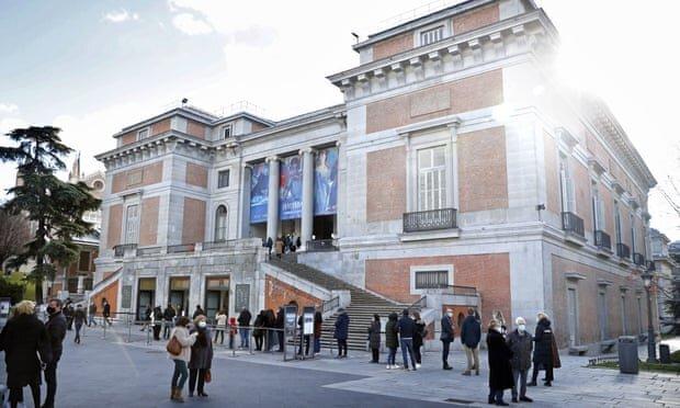 آثار زنان در مهمترین موزه هنر «پرادو» افزایش یافت