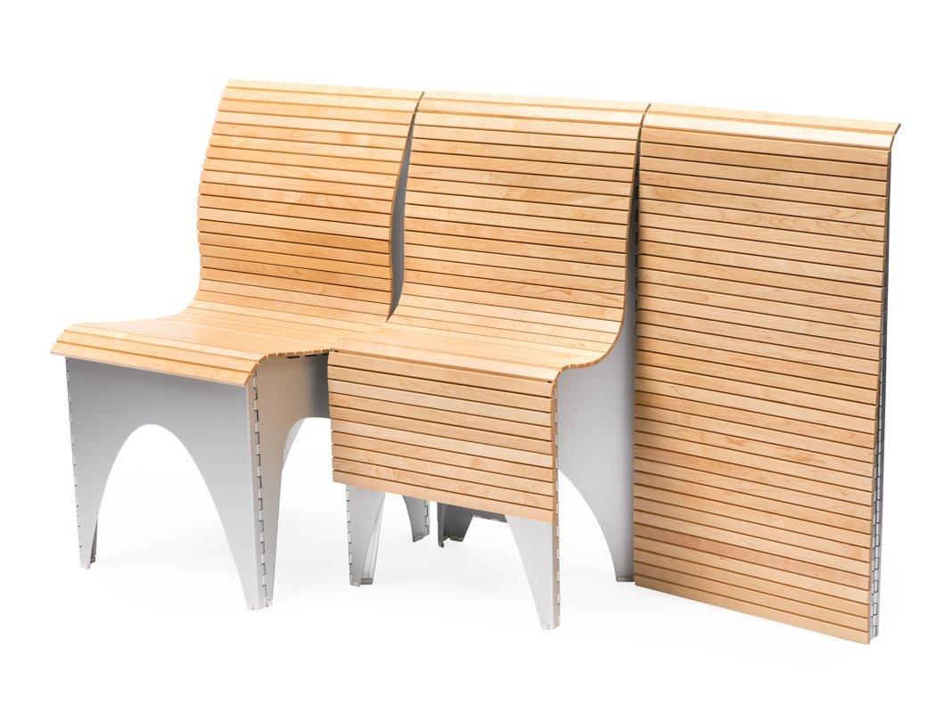نگاهی به طراحی صندلی راحت و کاملا کاربردی OLLIE Foldable