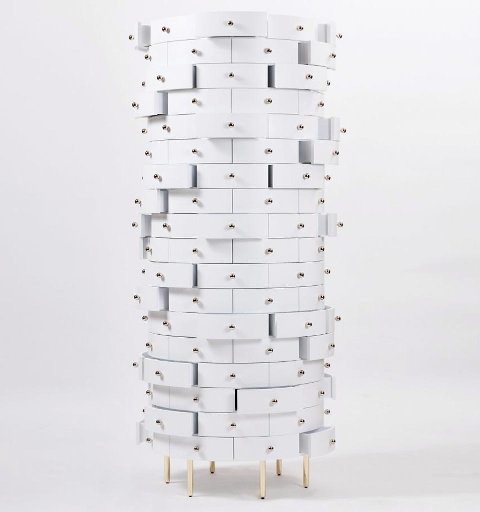 طراحی برجی برای کشو ها