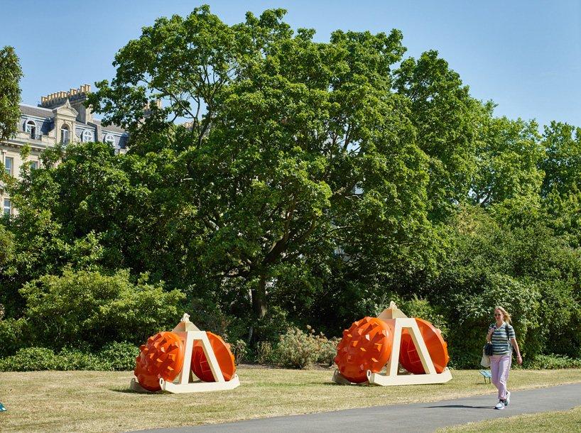 پارک regent لندن میزبان مجسمههای هنرمندان معاصر شد