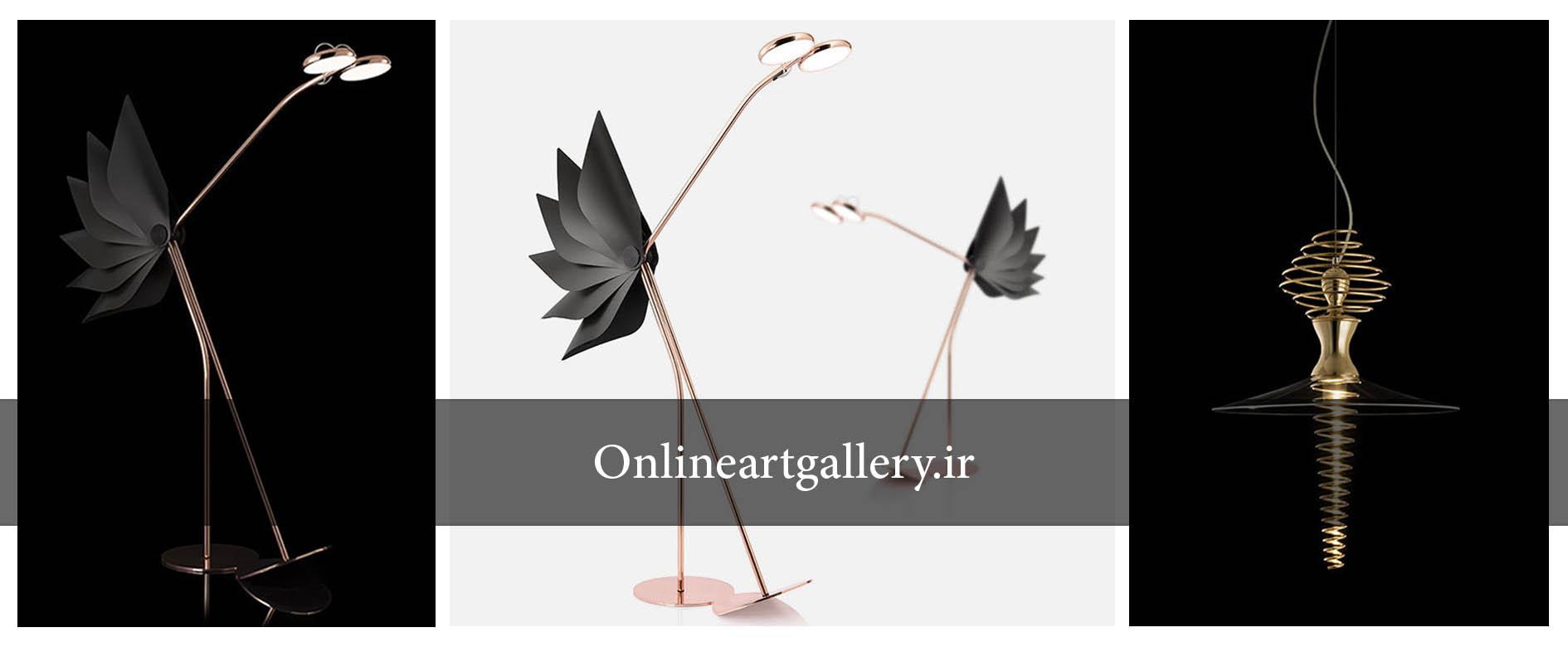 خلاقیت در معماری / نورپردازی ملهم از بالرین هاو پرندگان