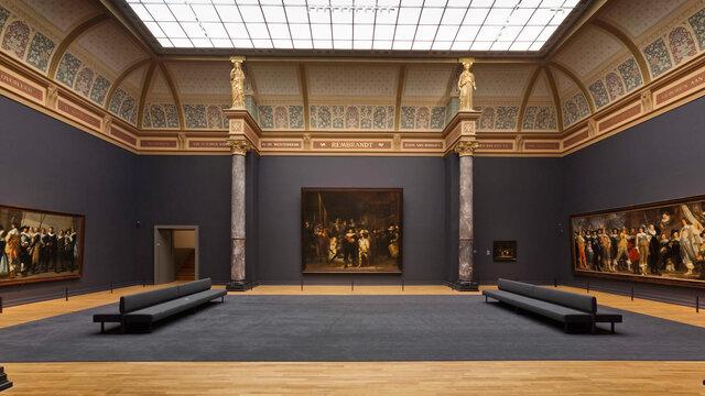 اضافه شدن آثار هنرمندان زن قرن هفدهم به موزه ملی آمستردام