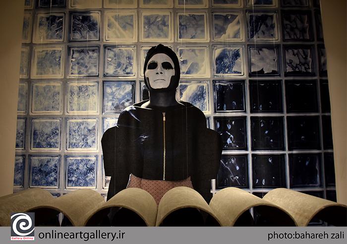 """گزارش تصویری نمایشگاه """"ممرآمود"""" در گالری ژاله"""