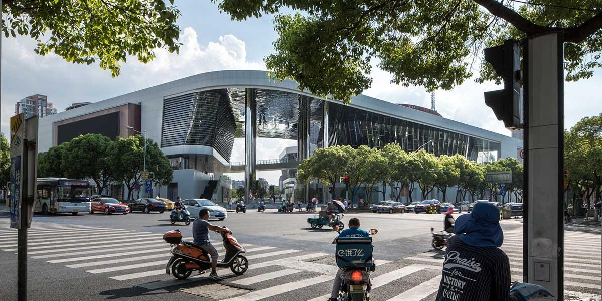 طراحی تئاتر بزرگ Kunshan؛ یکی از جدیدترین زیرساختهای فرهنگی چین