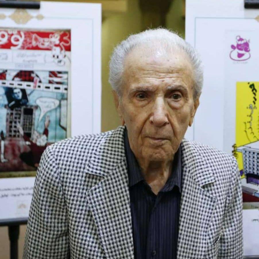 پیام تسلیت مدیرکل هنرهای تجسمی به مناسبت درگذشت حسن توفیق