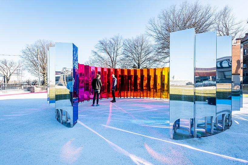 پروژه هنر شهری در ویرجینیا