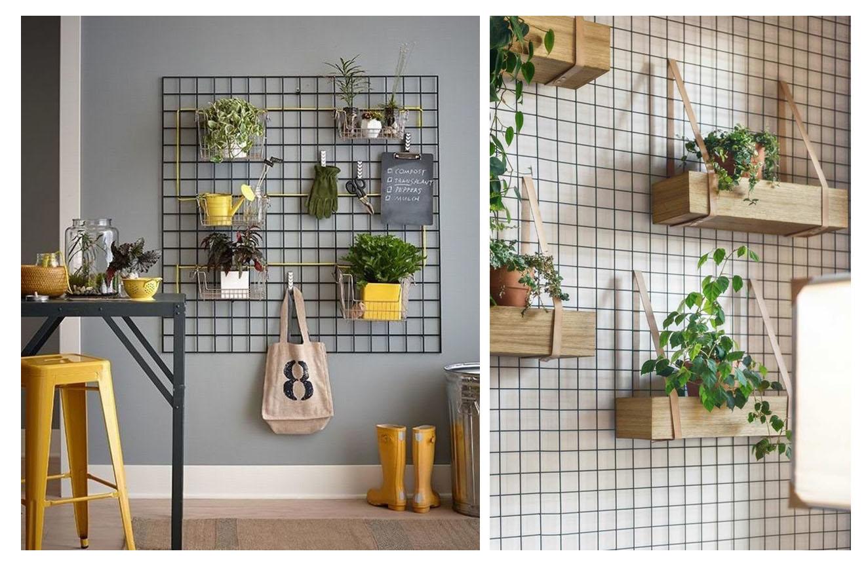 ایده هایی برای استفاده از گیاهان در دکوراسیون داخلی (بخش اول)
