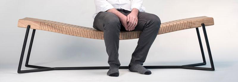 طراحی صندلی با قابلیت انعطاف پذیری