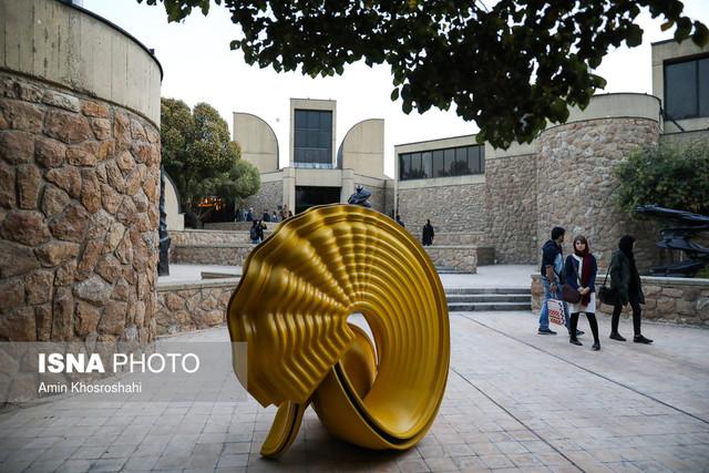 توضیح موزه هنرهای معاصر تهران درباره نگهداری مجسمهها