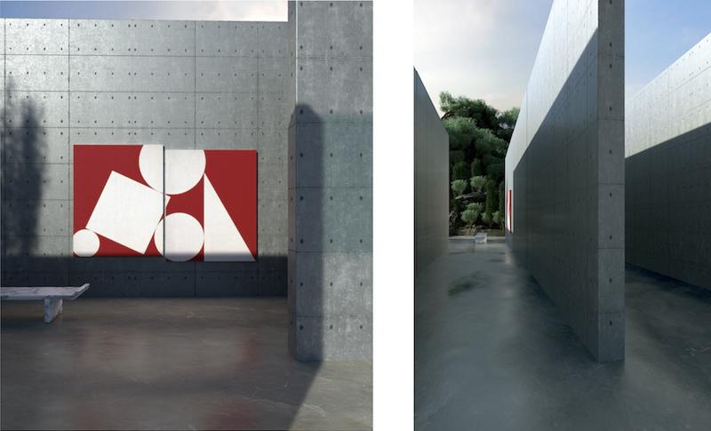 نمایشگاهی که فضای فیزیکی گالری را به چالش میکشد