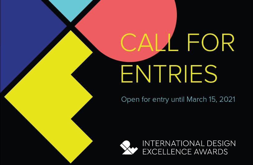 فراخوان رقابت بین المللی جوایز طراحی 2021 Design Excellence Awards (IDEA)