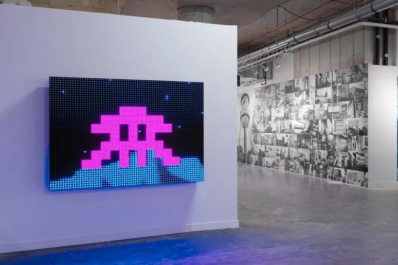 نمایشی از هنرهای خیابانی در نمایشگاه خیابانهای بروکلین