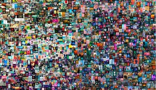 فروش چشمگیر اثر هنری کاملا دیجیتال در حراجی کریستیز