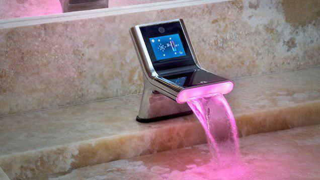 تکنولوژیهای جدید در طراحی شیرهای آب هوشمند
