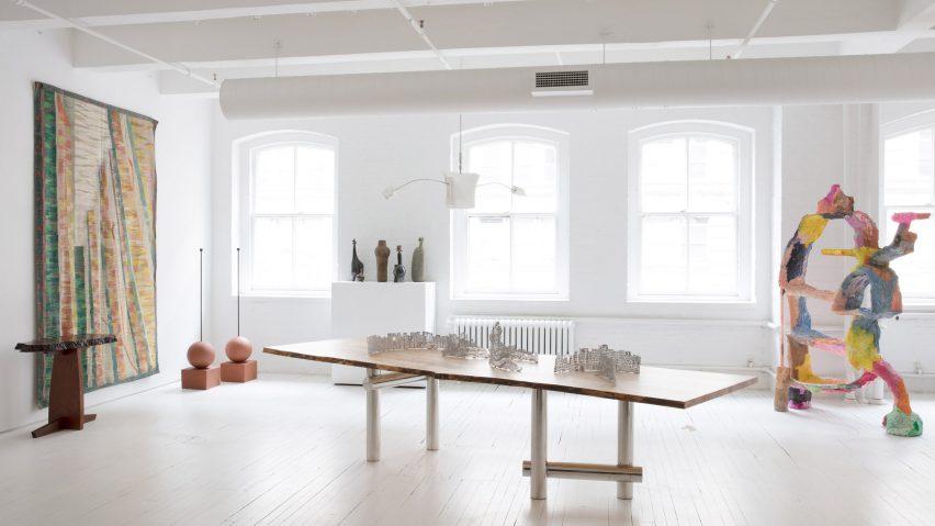 نگاهی به طراحی بانوان در استودیو The Egg Collective نیویورک
