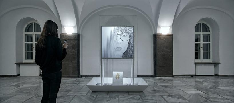 به چالش کشیدن سلفی در موزه قوم نگاری لهستان