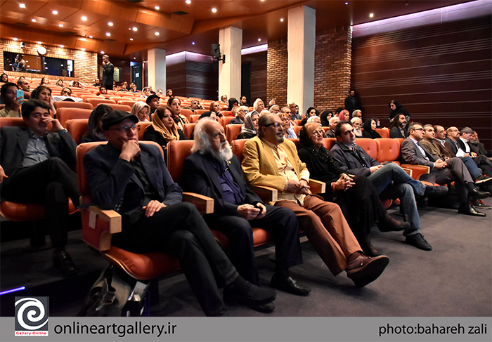 مراسم نکوداشت مسعود عربشاهی در فرهنگستان هنر برگزار شد