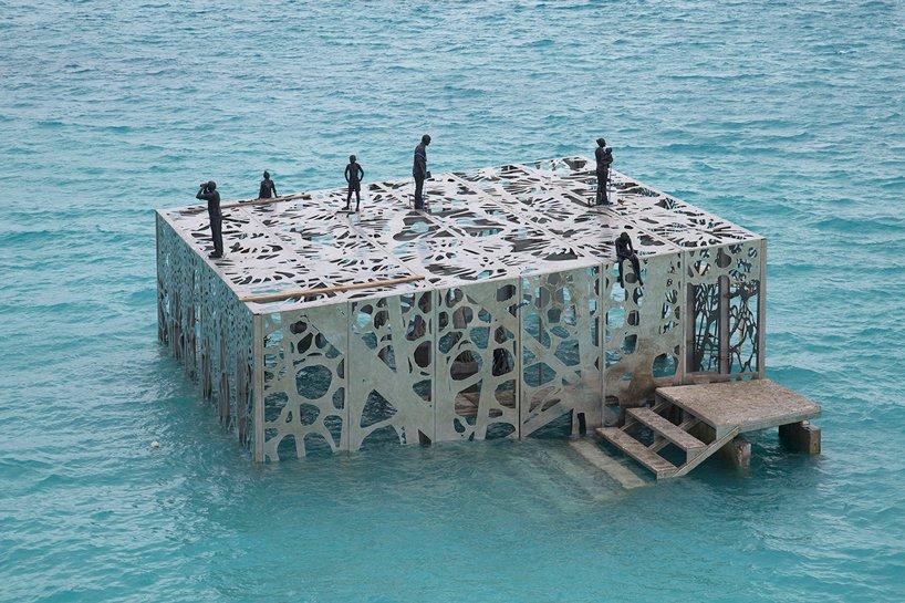 دغدغههای زیست محیطی و موزه جزر و مد مالدیو
