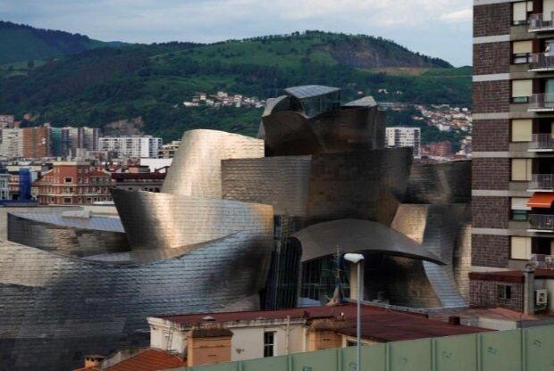 فعالیت موزه «گوگنهایم بیلبائو» در اسپانیا آغاز شد