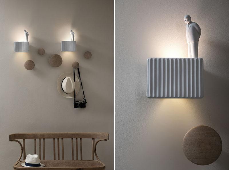 نگاهی به طراحی خلاقانه لامپ توسط شرکت ایتالیایی